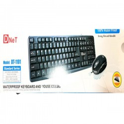 Keyboard and Mouse SE DT-1101