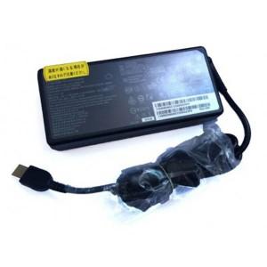 آداپتور/شارژر اکبند لپ تاپ Lenovo 20V 6.75A فیش USB