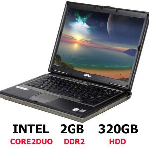 لپ تاپ استوک Dell  D620