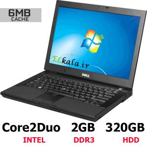 لپ تاپ استوک Dell Latitude E6400-320