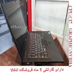 لپ تاپ استوک DELL LATITUDE E6510 - A