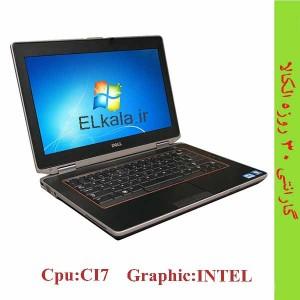 لپ تاپ استوک DELL Latitude E6420 - 3