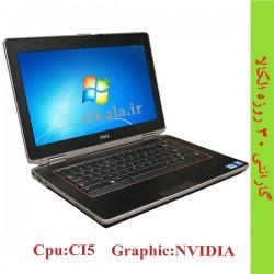 لپ تاپ گرافیکدار DELL E6420 - 2