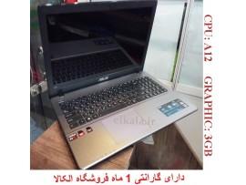 لپ تاپ دست دوم ASUS X550Z - A