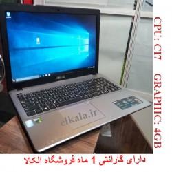 لپ تاپ دست دوم ASUS K550JK