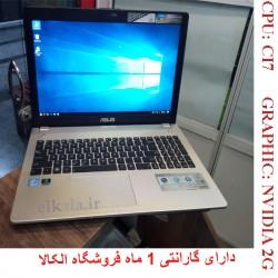 لپ تاپ دست دوم Asus N56VM