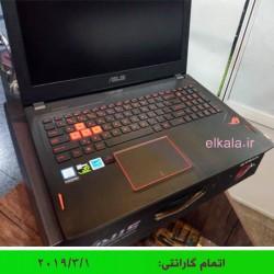 لپ تاپ دست دوم  asus GL502VM