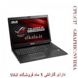 لپ تاپ دست دوم ASUS G750
