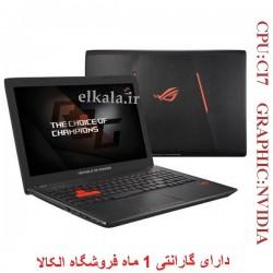 لپ تاپ دست دوم  Asus ROG GL553VD