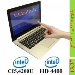 لپ تاپ تاچ  ASUS Q301