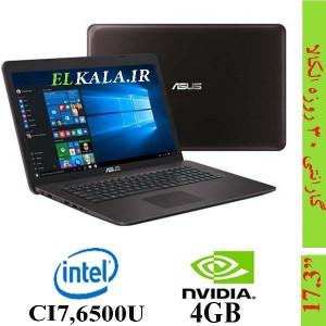 لپ تاپ دست دوم ASUS X756UX