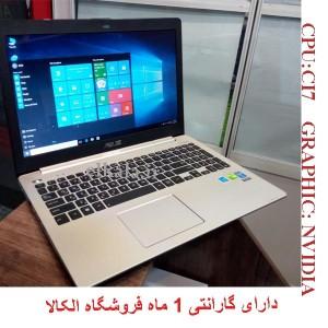 لپ تاپ دست دوم ASUS F550C