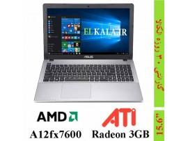 لپ تاپ گیمینگ ASUS F550Z