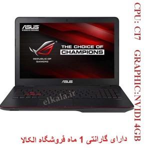 لپ تاپ دست دوم ASUS G551JW