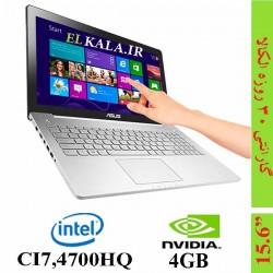 لپ تاپ گیمینگ Asus N550J