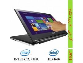 لپ تاپ کارکرده تاچ Asus Flip TP500LA