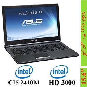 لپ تاپ دست دوم ASUS U56