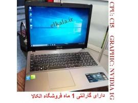 لپ تاپ دست دوم ASUS X550LD - D