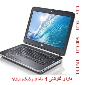 لپ تاپ دست دوم DELL E6520 - 2