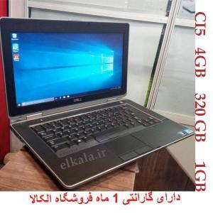 لپ تاپ کارکرده گرافیکدار Dell E6430