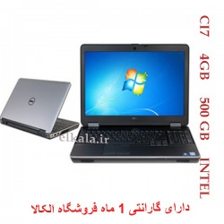 لپ تاپ دست دوم DELL Latitude E6540 - A