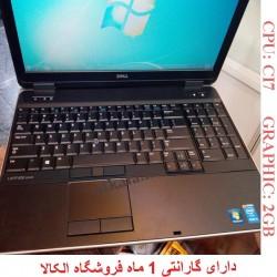 لپ تاپ دست دوم DELL LATITUDE E6540 - C