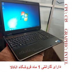 لپ تاپ دست دوم DELL Latitude E6540 - 5