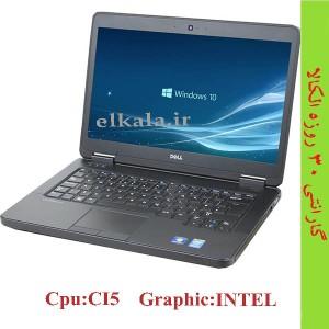 لپ تاپ دست دوم DELL E5540 - 1