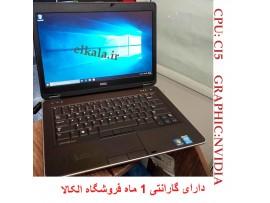 لپ تاپ دست دوم گرافیکدار DELL E5440