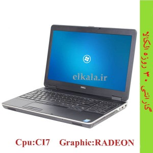 لپ تاپ دست دوم DELL E6540 - 2