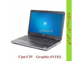 لپ تاپ دست دوم DEL  E6540 - 5