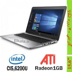لپ تاپ گرافیکدار HP EliteBook 850 G3