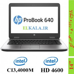 لپ تاپ دست دوم HP ProBook 640 G1