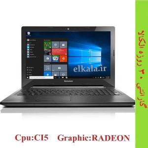 لپ تاپ دست دوم lenovo G5080 - 2