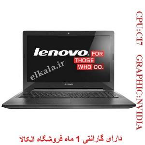 لپ تاپ دست دوم lenovo Ideapad IP300