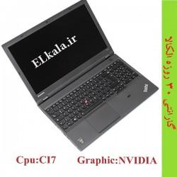 لپ تاپ دست دوم Lenovo ThinkPad T540 - 1