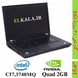 لپ تاپ حرفه ای Lenovo W530