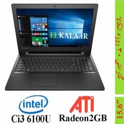 لپ تاپ دست دوم lenovo IP300 - 1