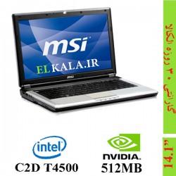 لپ تاپ دست دوم MSI CR400X