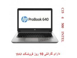 لپ تاپ کارکرده HP ProBook 640 G1