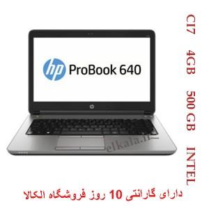 لپ تاپ استوک HP ProBook 640 G1 - A