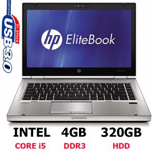 لپ تاپ استوک  HP 8470p