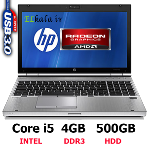 لپ تاپ استوک گرافیک دار HP 8570P