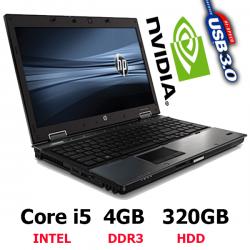 لپ تاپ استوک  گرافیک دار HP 8540P