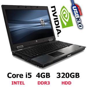 لپ تاپ دست دوم گرافیک دار HP 8540P
