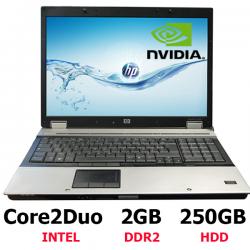 لپ تاپ استوک  گرافیک دار HP 8730w