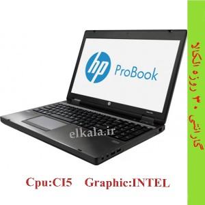 لپ تاپ استوک HP ProBook 6570