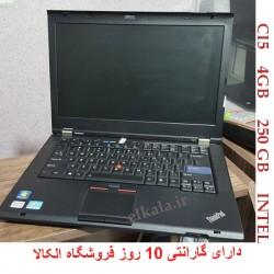 لپ تاپ استوک  Lenovo T510
