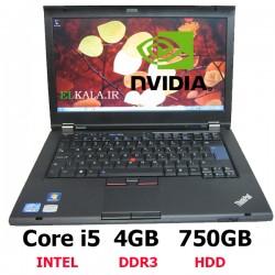 لپ تاپ گرافیک دار Lenovo T420