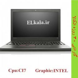 لپ تاپ استوک Lenovo ThinkPad T550 - 1